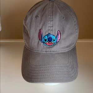 Disney Pokémon baseball hat cap adjustable gray